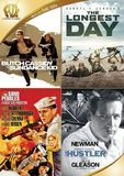 Butch Cassidy & The Sundance Kid/The Longest Day/The Sand Pebbles/The Hustler [4 Discs] [DVD]