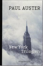 New York trilogien af Paul Auster, ISBN 9788790724887