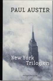 """New York-trilogien"" af Paul Auster"