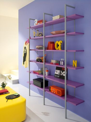 the bedrooms bright, colorful and safe for kids http://www.spar.it/sp/it/arredamento/camerette-one-201.3sp?cts=camerette_one?utm_source=pinterest.com&utm_medium=post&utm_content=junior-one&utm_campaign=pin-pinterest
