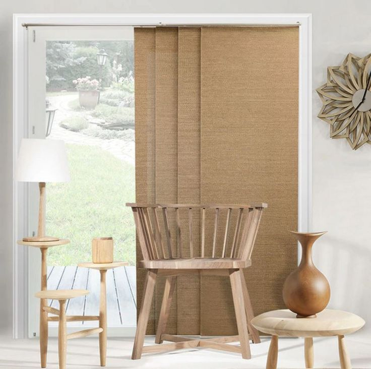 Best 25+ Sliding panel blinds ideas on Pinterest | Blinds ...