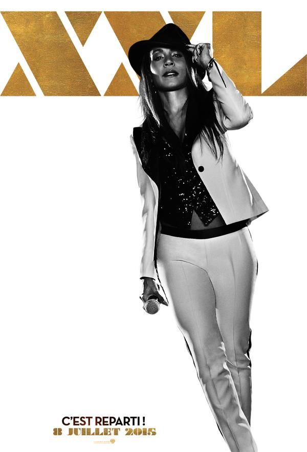 Jada Pinkett-Smith s'affiche pour Magic Mike XXL