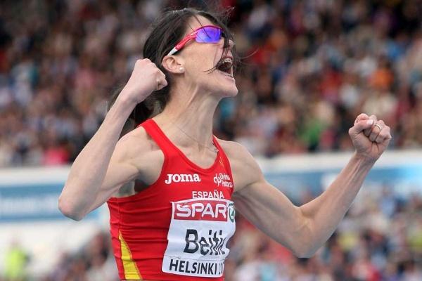 Ruth Beitia / Atletismo (Salto de altura) / Diploma Olímpico (4º puesto)