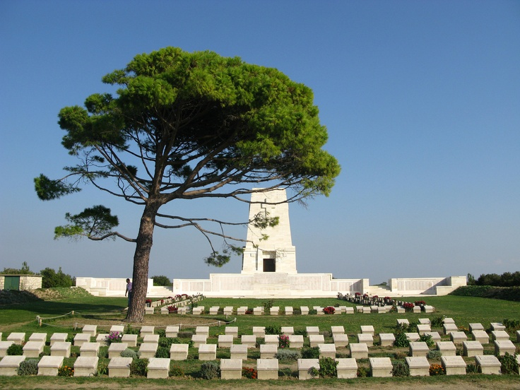 AUSTRALIAN Memorial Lone Pine, Gallipoli Turkey