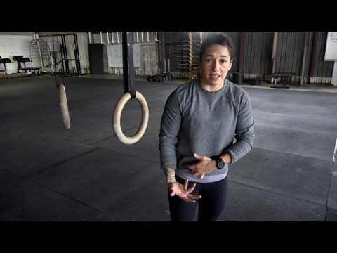 How To: The Kipping Ring Dip - YouTube