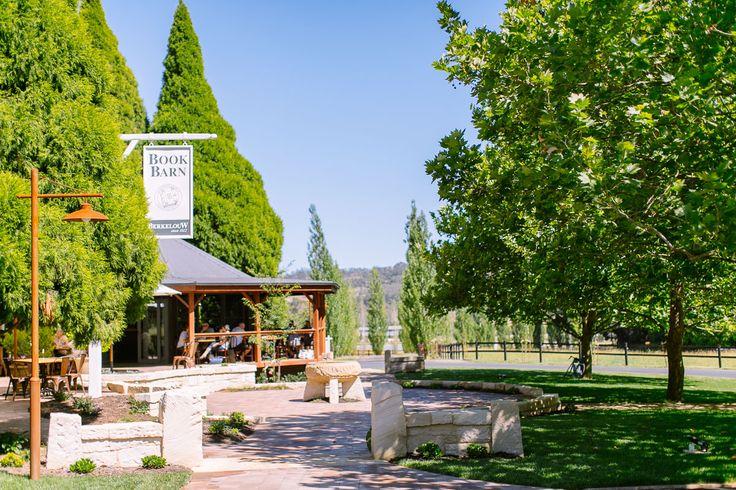 Berkelouw Book Barn, Berrima, NSW, Australia. #wedding #venue #space #photography