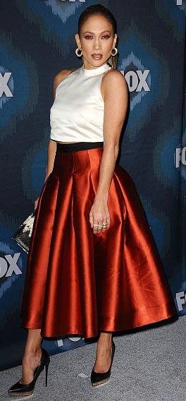 Red Carpet Review: Jennifer Lopez's Stylish 'The Boy Next Door' Press Tour!   Style Darling