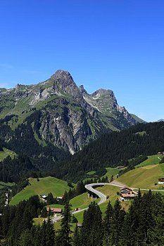 Hochtannberg Schroecken Bregenzerwald Vorarlberg