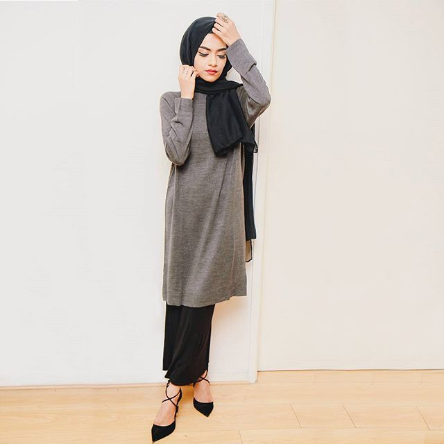 433 Best Images About Hijab Outfits On Pinterest Hijab Street Styles Ootd And Hijab Chic