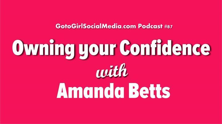 Confidence is key when it comes to running your own business, and life in general actually… So for this podcast I brought in Amanda Betts, from Over 2U and the Bridge the Gap Project.  http://www.gotogirl.co.nz/87/