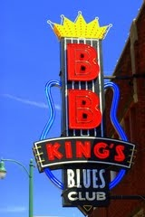 Love BB King's on Beale St...:)