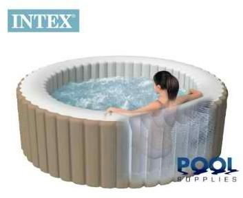 Intex pure spa review for Aspirateur spa intex
