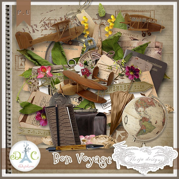 Bon Voyage by Florju Scrap    http://digital-crea.fr/shop/index.php?main_page=product_info=155_167_id=12212#.UUwDzRxhUoU