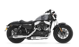 1200X Forty-Eight<sup>®</sup> - Motocykle 2017