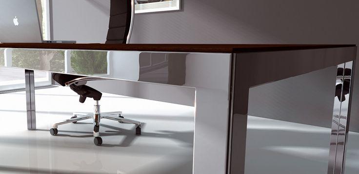 Bureaux de direction IPonti par Abbondi, Design Marco Galimberti
