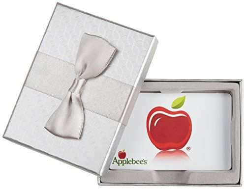 Applebees 50 Gift Card  In a Gift Box >>> Read more  at the image link.Note:It is affiliate link to Amazon.