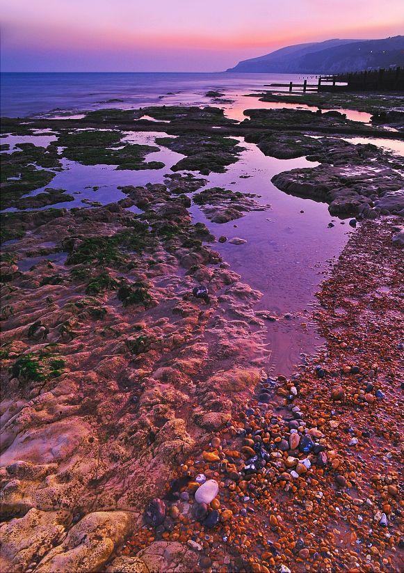 Eastbourne Beach, East Sussex, England