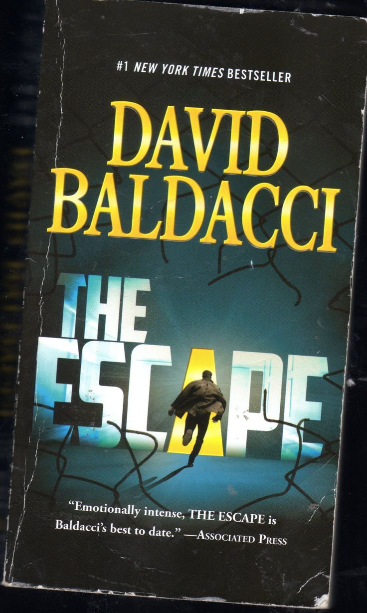 The+Escape+by+David+Baldacci in 2020 The last olympian