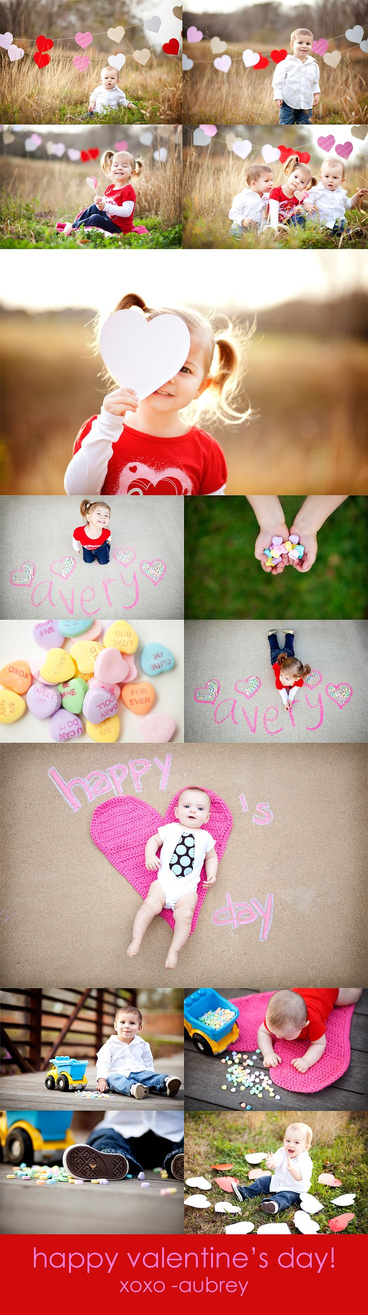 Very creative Valentine's Day images from Aubrey Torrey Photography | www.aubreytorreyphotography.com