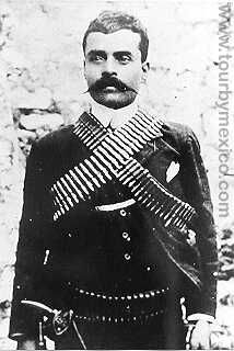 """Mas vale morir de pie que vivir arrodillado.""   "" It is better to die on your feet than to live a lifetime on your knees."" -Emiliano Zapata,  Caudillo de la Revolucion Mexicana."