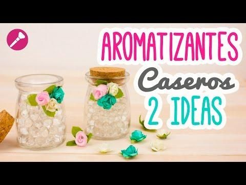 Haz aromatizantes caseros fáciles