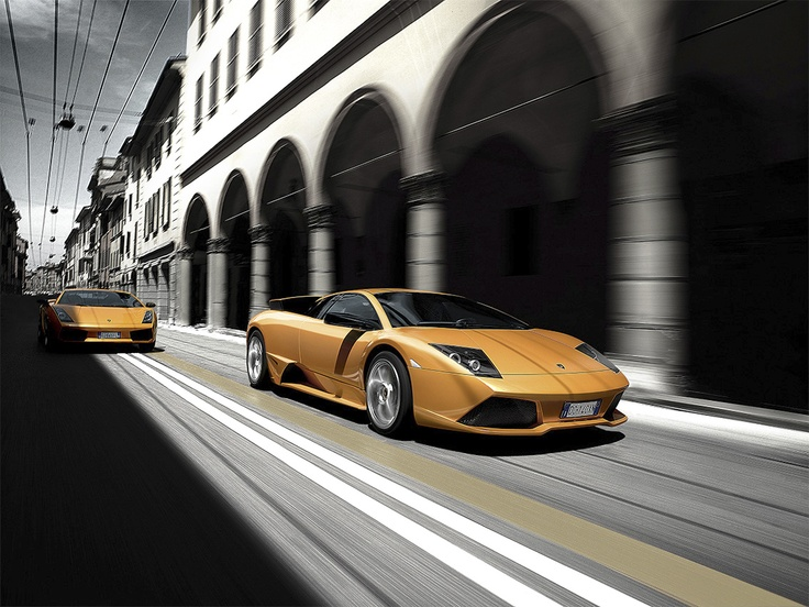 Lamborghini Gallardo LP Superleggera In Bologna