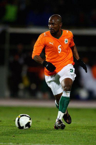 Didier Zokora - Côte d'Ivoire