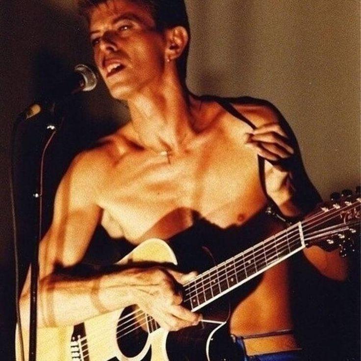 vezzipuss.tumblr.com — David Bowie, Tin Machine, Circa 91