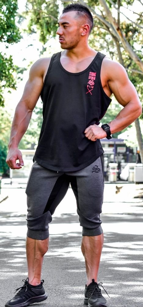 MeshTech 3/4 Training Pant- Grey  You asked for it, so after a long period of sampling and alterations, we bring to you the first generation of 3/4 Training PantsMen's Training Pants | Men's fashion | Men's gym dress | Men's outfit | Men's style | #Men's pants #fashion #gym #outfit #style