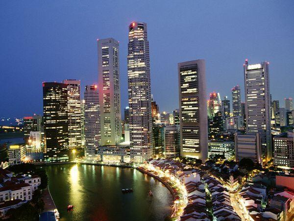 Singapore - newest fascination.