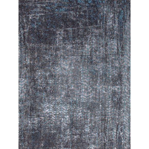 Louis de Poortere Mad Men Brooklyn Blue 8424 - 140 x 200 cm