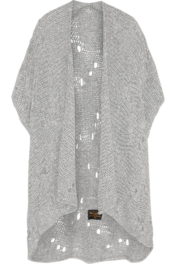 Vivienne Westwood Anglomania | Winner knitted cardigan | NET-A-PORTER.COM