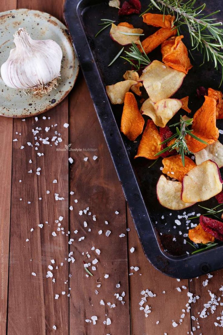 Rosemary and Garlic Organic Chip Recipe - Whole Lifestyle Nutrition
