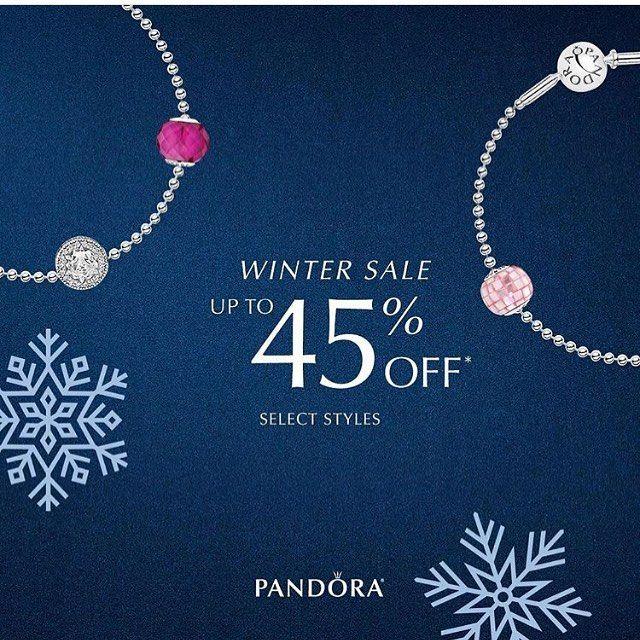 The Pandora SALE has been extended through Jan 7th!! #pandora #pandorajewelry #dopandora #jewelry #jewelryboutique #shoplocal #grandhaven #springlake #sale #pandorasale