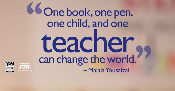 NEA - National Teacher Day May 9, 2017