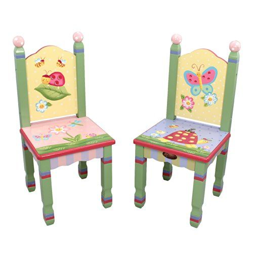 Guidecraft Toddlers Art Table & Chair Set Red - W/Storage ...