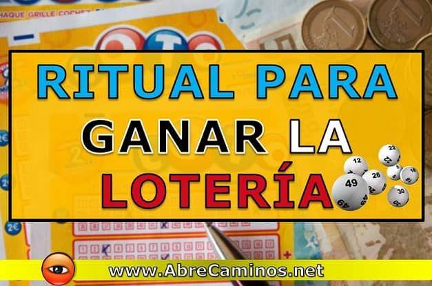 Aprende HOY el más Fuerte Ritual para Ganar la Lotería ¡SÍ FUNCIONA! Es Fácil, Rápido y Urgente. Consigue el Premio en la Lotería o cualquier otro Juego de Azar con el Mejor Ritual (Nuevo, Gratis y Exclusivo para mis Lectores)