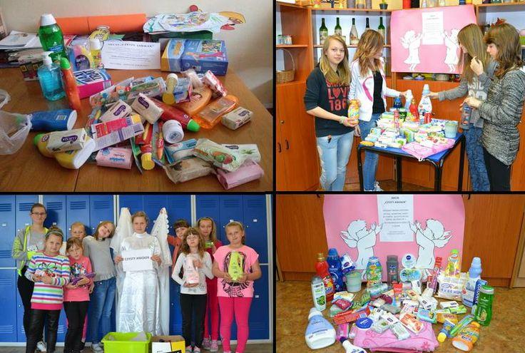 MOPS w Lędzinach zorganizował zbiórkę środków czystości na terenie miasta Lędziny. Z wielką przyjemnością informujemy, że do Akcji Czysty Aniołek przyłączyły się licznie instytucje działające na terenie Lędzina. Zebrane środki czystości trafiły do 37 potrzebujących rodzin z dziećmi. Cieszymy się z efektów zbiórki, a Państwu serdecznie gratulujemy i życzymy dalszej wspaniałej pracy i sukcesów na drodze pomagania potrzebującym. Pozdrawiam, Aleksandra Skwara - Zięciak