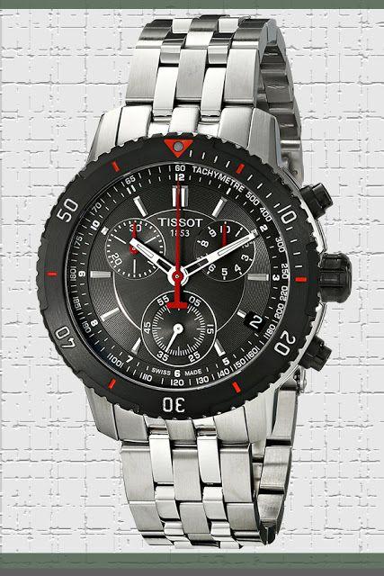 Tissot Men's T067.417.21.051.00 T-Sport Textured Dial Stainless Steel Watch Price:     $257.00 & FREE Returns  #LuxuryTissotWatches #TissotWatches #LuxuryWatches #MensWatches