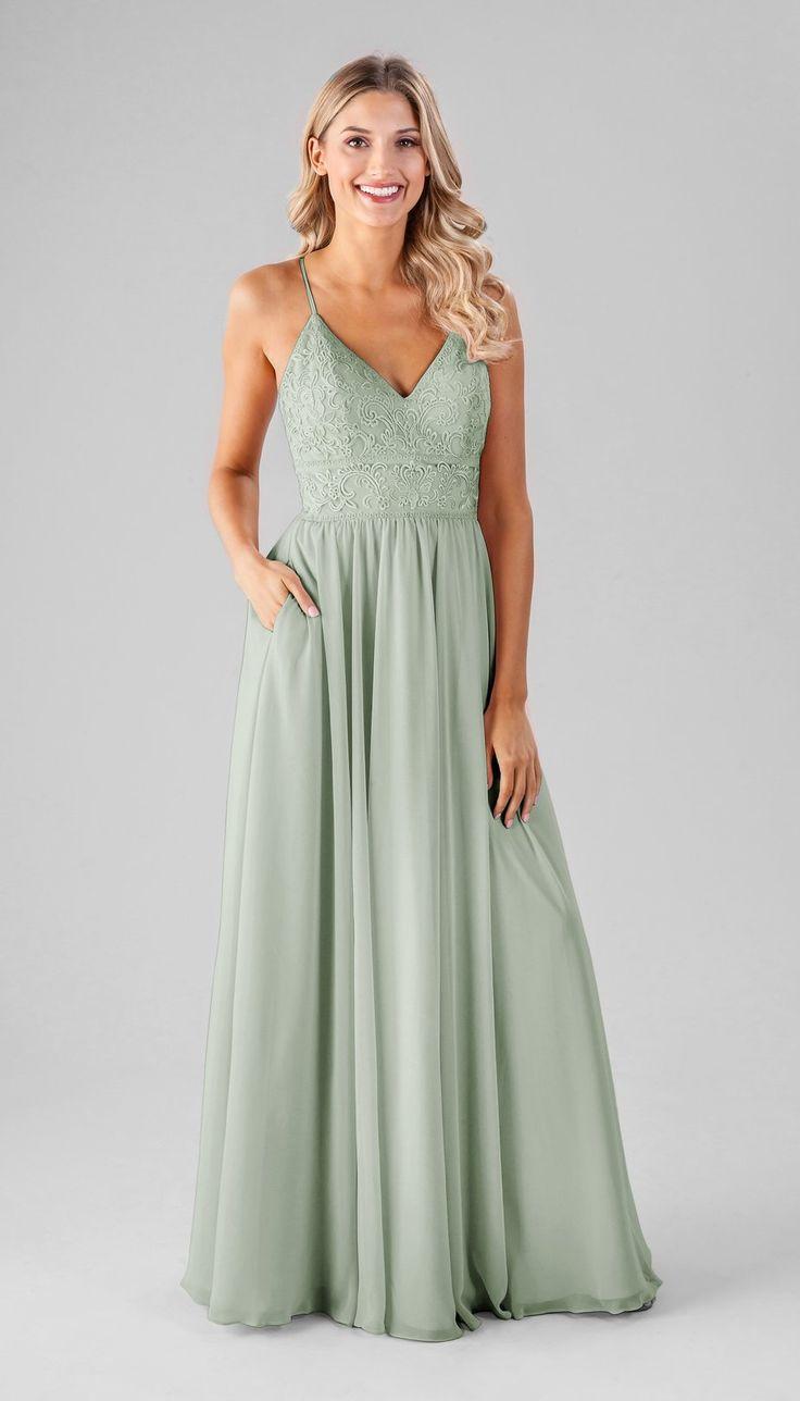 Cameron sage green bridesmaid dress green bridesmaid
