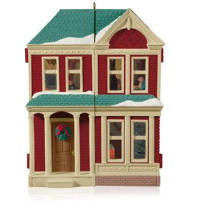 2014 Victorian Dollhouse Repaint