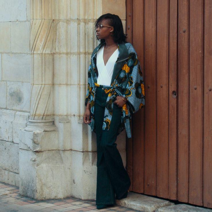 Comment porter le look oversize sans avoir l'air d'un sac? Lisez le suite de l'article sur le blog. En attendant, voici un aperçu d'une de mes créations: Melina #bejustus