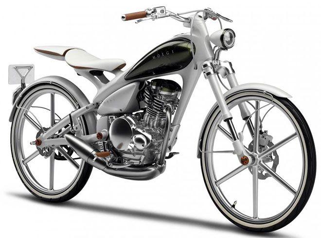 Yamaha motorized bicycleYamaha Moegi, Moegi Concept, Yamahay125, Bikes, Y125 Moegi, Disks Brake,  Disc Brake, Concept Motorcycles, Yamaha Y125