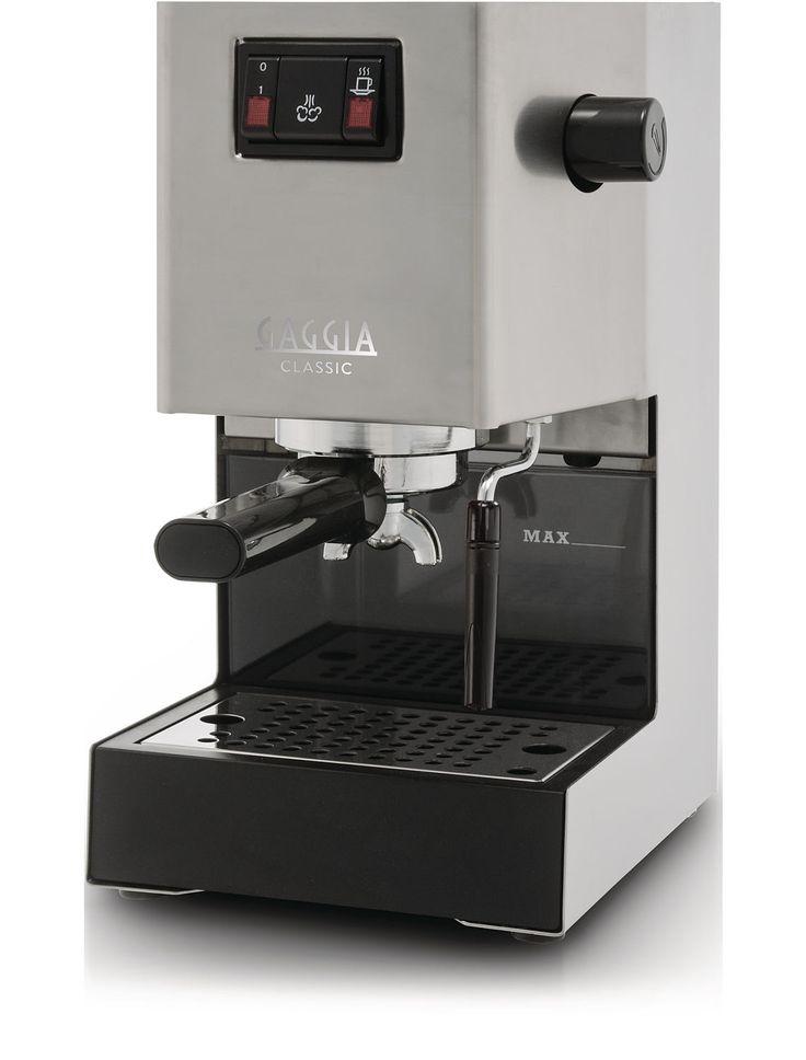 Best 25+ Gaggia espresso machine ideas on Pinterest Gaggia coffee machine, Coffee machines and ...