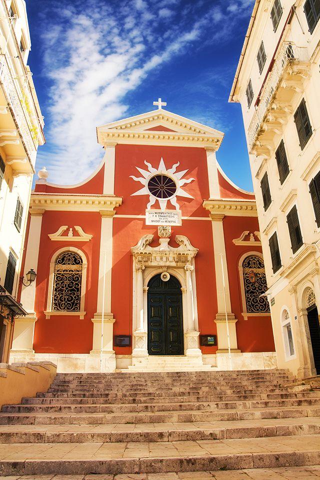 #Easter Colours of #Corfu!