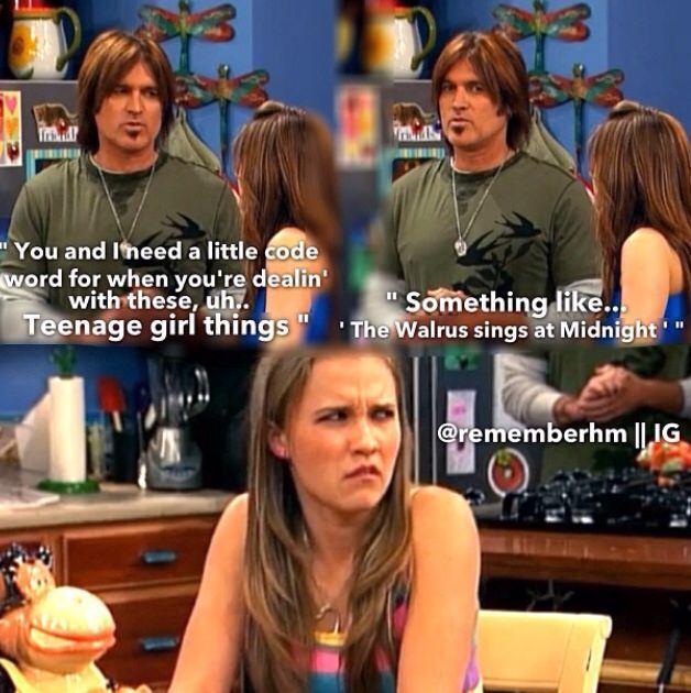 Lol hannah montana love this show