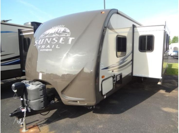 Used 2012 #Crossroads Sunset trail #Travel_trailer in Akron @ http://www.rvstock.net/contact-us/