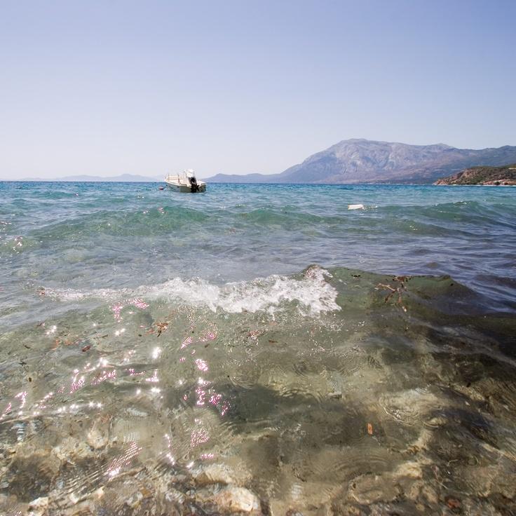 Pefkos Beach Samos
