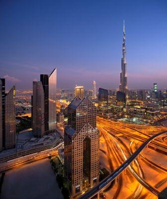 Dusit Thani Dubai