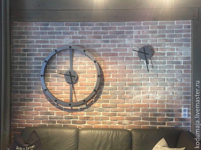 """Часы 1 метр """"Raam-2"""" и часы 22 см Ring"""